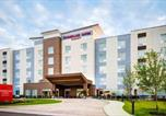Hôtel Evansville - Towneplace Suites by Marriott Evansville Newburgh-3
