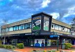 Hôtel Rotorua - Rotorua Downtown Backpackers-1