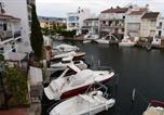 Location vacances Empuriabrava - Apartamento con bonitas vistas al canal ref 337-4