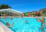 Camping avec Quartiers VIP / Premium Morbihan - Flower Camping Le Bois d'Amour-2