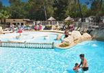 Camping avec Parc aquatique / toboggans Var - Camping Domaine de la Sainte Baume-3