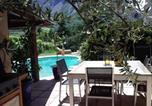 Location vacances Seyne - Au Paradis des Grillons-2