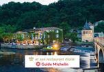 Hôtel 4 étoiles Uzerche - Moulin de l'Abbaye - Relais et Chateaux-1