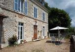 Hôtel Indre - Villa du Cerf Thibault-4