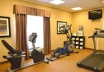 Location vacances Glendive - Holiday Inn Express & Suites Sidney-3