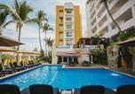 Hôtel Mazatlán - Best Western Hotel Posada Freeman Zona Dorada-4