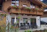 Location vacances Rauris - Hochalmbahnen Chalets Rauris 1-07 We1 Maislaufeldweg 1f Eg-1