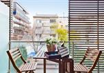 Location vacances Barcelone - My Space Barcelona Executive Apartments Center-3