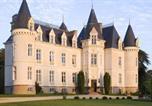 Hôtel Vitré - Château des Tesnières-2