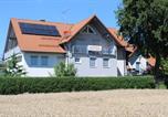 Location vacances Neu-Ulm - Hotel Heike garni Nichtraucherhotel-4