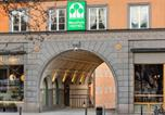 Hôtel Stockholm - Wasa Park Hotel-1