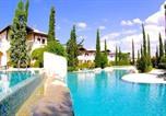 Location vacances Kouklia - Helios Heights Spirits, Aphrodite Hills Golf Resort-4