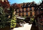 Hôtel Colmar - Hotel Le Marechal - Les Collectionneurs-4