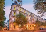 Hôtel palais Zwinger - Hotel am Bonhöfferplatz