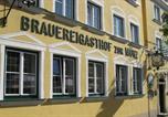 Hôtel Leipheim - Brauereigasthof zur Münz seit 1586-1