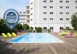 Hôtel Paray-Vieille-Poste - Novotel Paris Orly Rungis-3