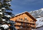 Hôtel Station de ski de Vars - Résidence Odalys Pra Sainte Marie-2