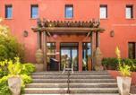 Hôtel 4 étoiles Villevieille - Hotel The Originals Montpellier Est Disini (ex Relais du Silence)-2