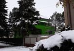 Location vacances Žiar - Vila Millo-3