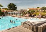 Camping avec Piscine couverte / chauffée Vendrennes - Camping Le Village de la Mer -1