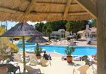 Camping avec Parc aquatique / toboggans France - Camping Les Biches-4