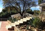 Location vacances El Tiemblo - Casa Lavanda-3