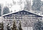 Hôtel Haute Savoie - Garden & City Combloux - La Grande Cordée-1
