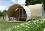 Camping avec Piscine Suèvres - Camping Au Coeur de Vendôme (Site Les Grands Prés)-4