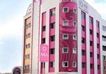 Hôtel Villahermosa - Mia City Villahermosa-3