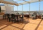 Location vacances Gáldar - Beautiful Penthouse with pool and sea views-4