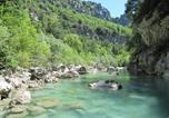 Camping avec Piscine Saint-Martin-d'Entraunes - Huttopia Gorges du Verdon-2