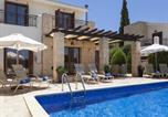 Location vacances Kouklia - Villa Junior Villa Private Pool-1