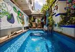Hôtel Cozumel - Hostelito Hotel Hostal-1