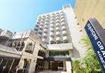 Hôtel Kobe - Daiichi Grand Hotel Kobe Sannomiya-1