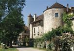 Location vacances  Yonne - Côté-Serein - Chambres de la Tour Cachée-1
