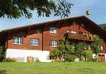 Location vacances Meiringen - Beautiful Apartment in Hasliberg with Garden-1