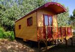 Location vacances Peyrolles-en-Provence - Roulotte aux Peupliers-4