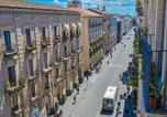 Hôtel Ville métropolitaine de Catane - The Artist's Home Catania Centro-1