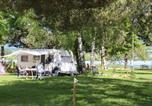 Camping 4 étoiles Mesnois - Camping Yverdon Plage-4