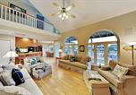 Location vacances Ocean Isle Beach - Canal-Front Home with Private Dock - Walk to Beach home-1