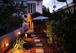 Location vacances Le Cannet - Studio 37 m2 rez-de-jardin dans une maison privative-3