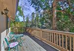 Location vacances Fontana - Cabin with Pool Table Less Than 1 Mi to Lake Gregory!-1