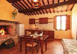 Location vacances Montaione - Holiday Apartment Via delle Colline I-3