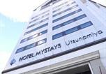 Hôtel Utsunomiya - Hotel Mystays Utsunomiya