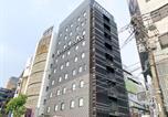 Hôtel Hiroshima - Hotel Livemax Hiroshima Funairimachi Riverside