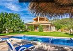 Location vacances Selva - Villa Cas Mestre con piscina en entorno rural-1