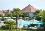 Hôtel Pouillé - Les Jardins De Beauval