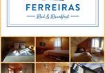 Hôtel Bad Ragaz - Ferreiras Bed & Breakfast-1