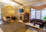 Hôtel Moldavie - Klassik Hotel-1