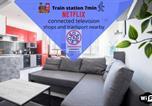 Location vacances Toulon - Ideally placed to visit Toulon + Bright flat - Idéalement placé pour visiter Toulon + Lumineux-1